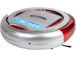 METAPO QQ 200 Infinuvo Robot Vacuum - Sweeping, Vacuuming, Sterilizing 3-in-1 Cleaner red
