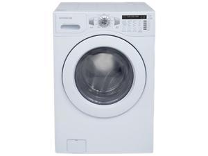 Daewoo DWDWD3011WW White 3.8 cu. ft. Front-Loading Washer