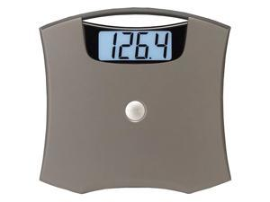 "TAYLOR 740541032 Nickel Accented Lithium Scale with 2"" LCD Readout"