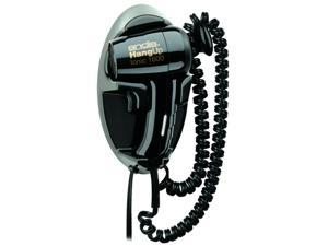 andis 30765 Ionic Hang-Up 1600W Hair Dryer with Night Light, Black