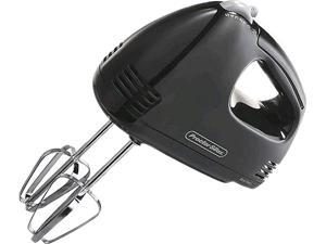 Proctor Silex 62507 Easy Mix Hand Mixer Black