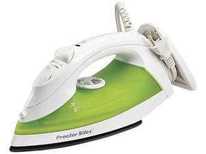 Proctor Silex 17175 Automatic Shutoff Iron with Cord Wrap