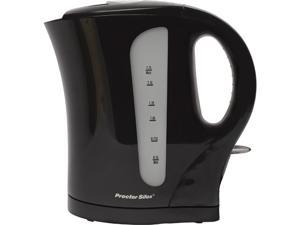 Proctor Silex  K4097  Black  1.7 Liter Electric Kettle