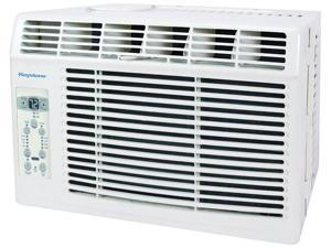 Keystone KSTAW05B 5,000 BTU 115-Volt Window Air Conditioner with Follow Me LCD Remote Control