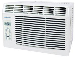 Keystone KSTAW05B 5,000 BTU 115-Volt Window Air Conditioner with Follow Me LCD Remote Control