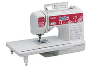 Laura Ashley® CX155LA Limited Edition Sewing & Quilting Machine with Built-in Sewing Font