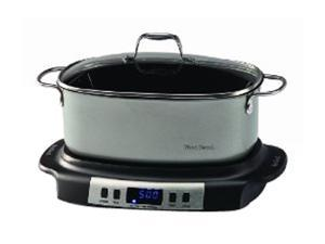 West Bend 84966 6 Qt. Versatility Slow Cooker
