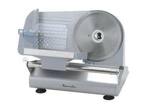 Continental Electric PS77711 Silver Professional Series Meat Slicer