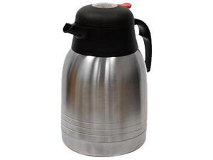 Primula PES-5020 Black/Steel Carafe with Temp Assure 2 Liters