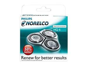 Norelco HQ6 Quadra Action Replacement Heads