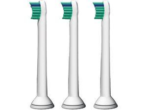Philips Sonicare HX6023/66 ProResults Compact sonic toothbrush heads, 3-pack