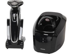 Philips Norelco Series 8000 1280X/42  SensoTouch 3D wet and dry electric razor, UltraTrack heads, 3-way flexing heads