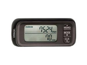 Omron HJ-303 GOsmart Pocket Pedometer with Superior 3D Smart Sensor Technology
