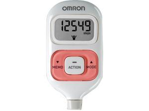 Omron HJ-203PK GOsmart Pocket Pedometer w/Activity Tracker