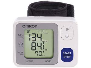 Omron BP629 3 Series Wrist Blood Pressure Monitor
