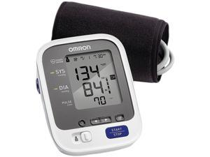 Omron BP761N  7 Series Wireless Upper Arm Blood Pressure Monitor with Cuff that fits Standard and Large Arms & Bluetooth Smart Connectivity