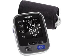 Omron BP786 10 Series Advanced Accuracy Upper Arm Blood Pressure Monitor with Cuff that fits Standard and Large Arms & Bluetooth Connectivity