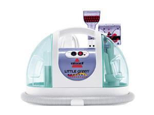 BISSELL 1425-1 Little Green ProHeat Turbo White/Green
