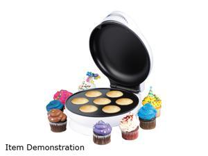 Smart Planet MCM-1 White Mini Cupcake Maker