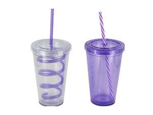 SmartPlanet OCIE6 Fun and Funky Frap Cup Set