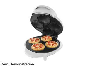 Smart Planet MPM-1 White Mini Pizza Maker