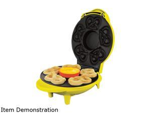 Smart Planet SPM-2 Yellow Super Pretzel Soft Pretzel Maker