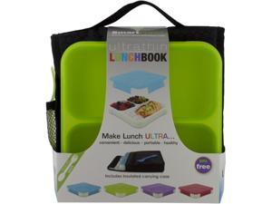 Smart Planet ULB1SETG Ultrathin Lunchbook Set