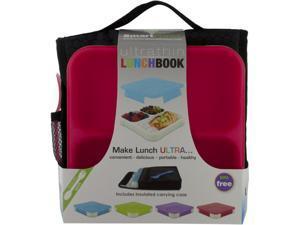 Smart Planet ULB1SETR Ultrathin Lunchbook Set