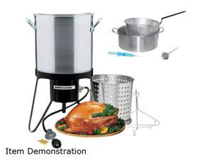 Brinkmann 42-Quart Turkey Fryer 815-3786-4