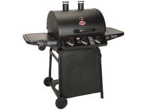 Char-Griller Grillin' Pro 3001 Black