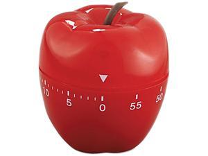 "Baumgartens 77042 Shaped Timer, 4"" Dia., Red Apple"