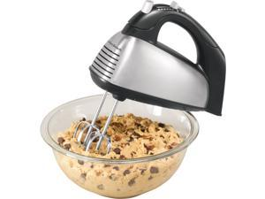Hamilton Beach 62650 6 Speed Classic Hand Mixer Brushed stainless steel