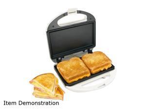 Proctor Silex 25401 White Sandwich Maker