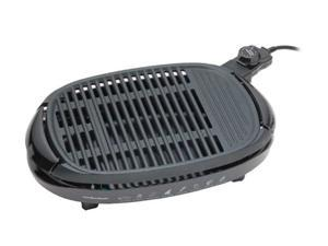 Hamilton Beach Health Smart Indoor/Outdoor Grill 31605A Black