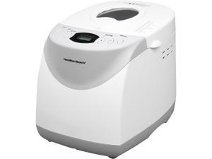 Hamilton Beach HomeBaker 2 lb. Bread Machine with Gluten-Free Setting