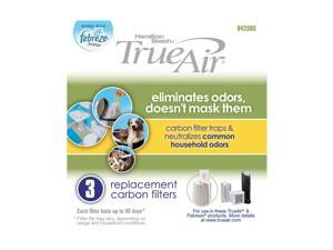 Hamilton Beach 04230G True Air Replacement Carbon Filter 3-Pack