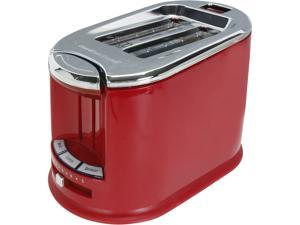 Hamilton Beach 22324 Red Ensemble SmartToast Extra-Wide Slot Toaster