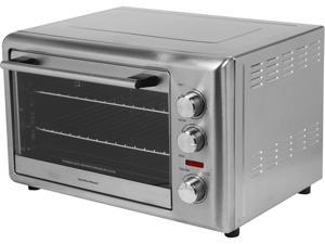 Hamilton Beach 31103 Silver Countertop Oven with Convection & Rotisserie
