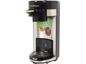 Hamilton Beach 49995R FlexBrew Single-Serve Coffee Maker, Black
