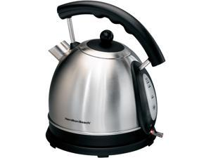 Hamilton Beach 40893 Stainless Steel 10 Cup Electric Kettle