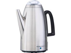 Hamilton Beach 40614 Stainless Steel Stainless Steel 12 Cup Percolator