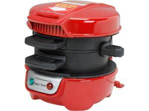 Hamilton Beach 25476 Red Breakfast Sandwich Maker