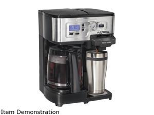 Hamilton Beach 49983A 2-Way FlexBrew® Coffeemaker