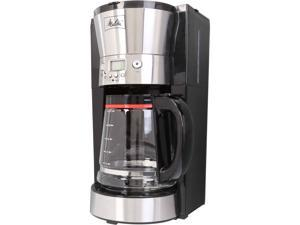 Hamilton Beach 46893A Stainless steel Melitta 12 Cup Programmable Coffeemaker