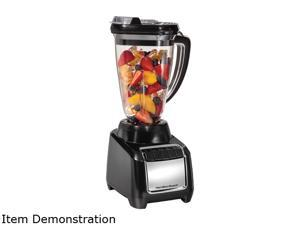 Hamilton Beach  53510  Black  48 oz.  Jar Size Multi-Blend Blender with titan Jar
