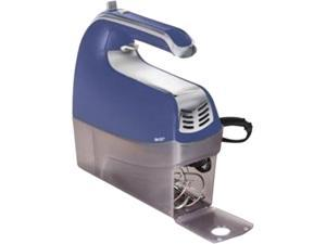 Hamilton Beach 62622 6 Speed Hand Mixer with Pulse, Snap On Case and Attachments