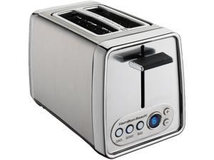Hamilton Beach  22792  Modern Chrome 2 Slice Toaster