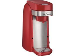 Hamilton Beach 49960 Red FlexBrew Sgle Coffeemkr Red