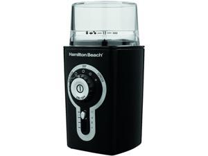 Hamilton Beach 80370 Platinum 12 Cup Programmable Coffee Grinder