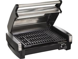 Hamilton Beach Searing Grill with Lid Window 25361